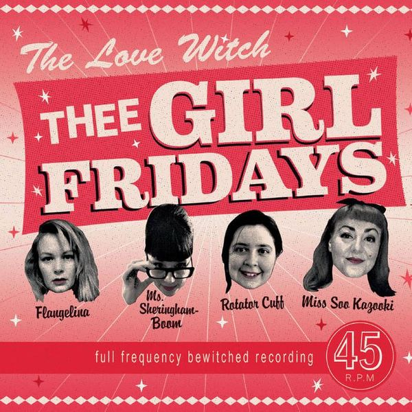 The Edinburgh Interview Series - Thee Girl Fridays